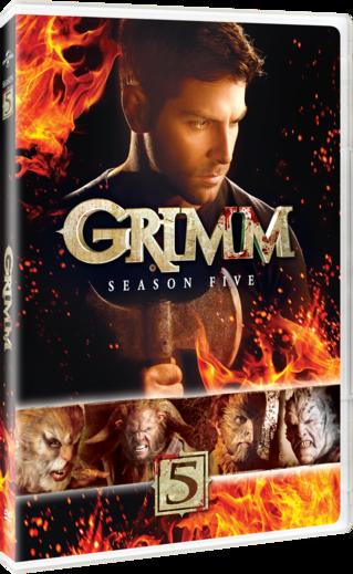 Grimm: Season Five