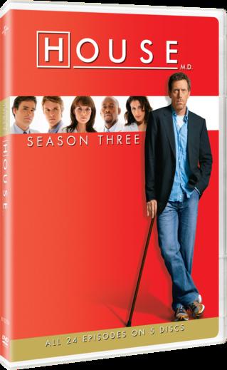 House: Season Three
