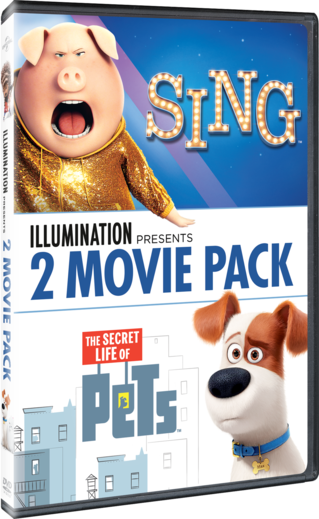 Illumination Presents: 2-Movie Pack (Sing / The Secret Life of Pets)