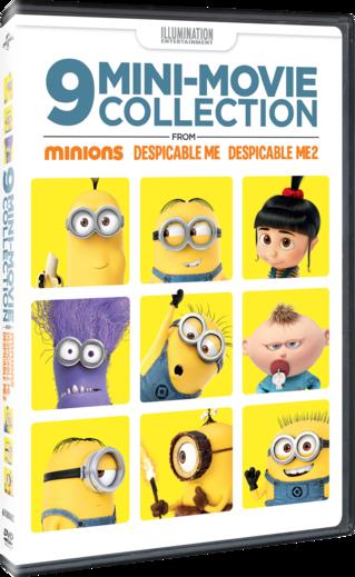 Illumination 9 Mini-Movie Collection