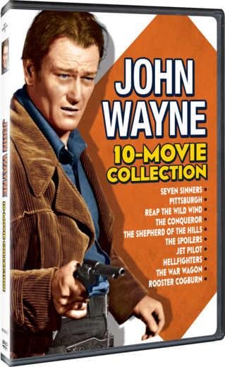 John Wayne 10-Movie Collection