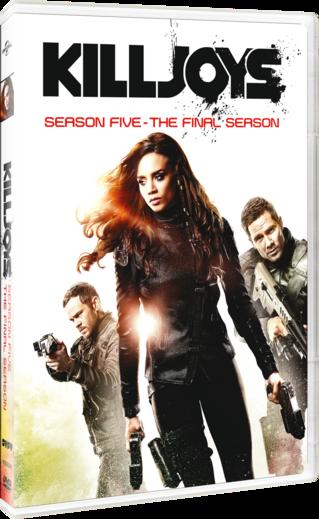 Killjoys: Season Five - The Final Season