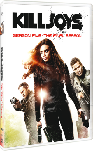 Killjoys: Season Five - The Final Season