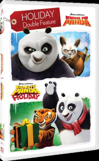 Kung Fu Panda / Kung Fu Panda Holiday - Holiday Double Feature