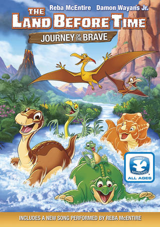 The Land Before Time: Journey of the Brave