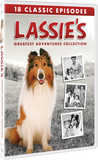 Lassie's Greatest Adventures Collection