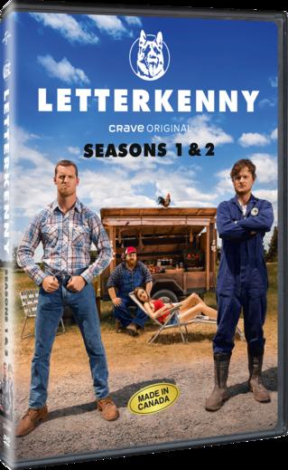 Letterkenny: Seasons 1 & 2
