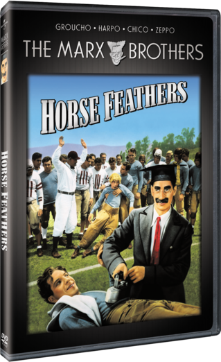 Horse Feathers