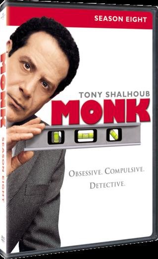Monk: Season Eight