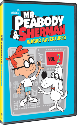 Mr. Peabody & Sherman WABAC Adventures: Volume 2