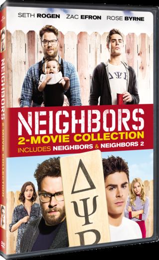 Neighbors: 2-Movie Collection