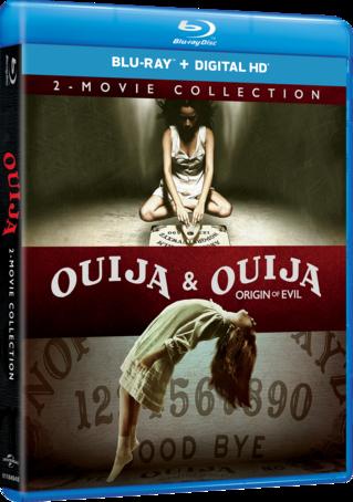 Ouija: 2-Movie Collection