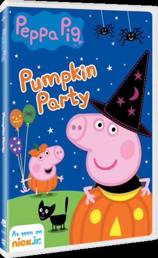 Peppa Pig: Pumpkin Party