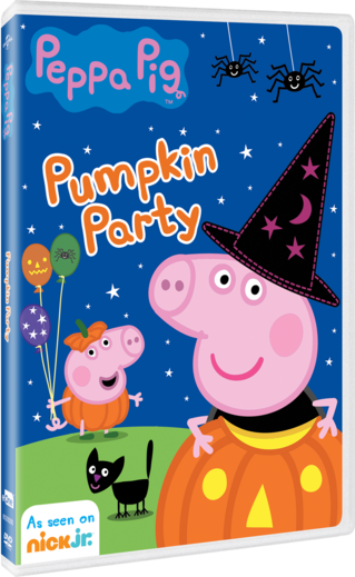 Thomas Halloween Adventures Dvd 2020 Uphe Peppa Pig: Pumpkin Party | Own & Watch Peppa Pig: Pumpkin Party