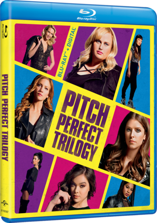 Pitch Perfect Trilogy