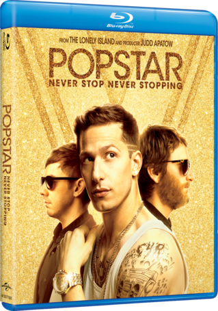 Popstar Never Stop Never Stopping