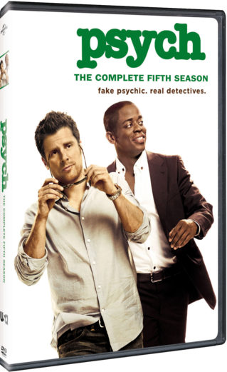 Psych: The Eighth and Final Season