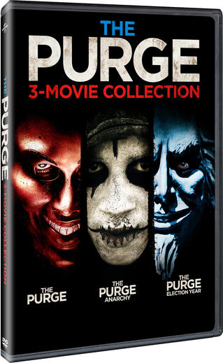 The Purge: 3-Movie Collection