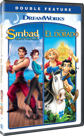 Sinbad: Legend of the Seven Seas / The Road to El Dorado Double Feature