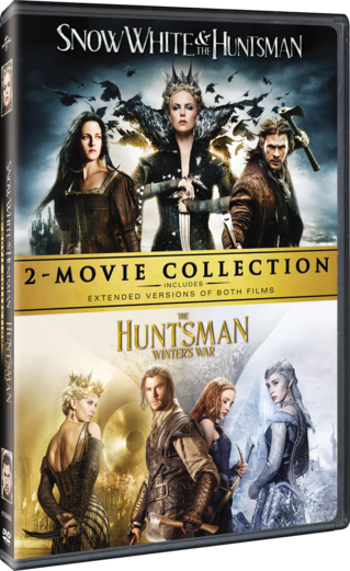 Snow White & The Huntsman / The Huntsman: Winter's War 2- Movie Collection