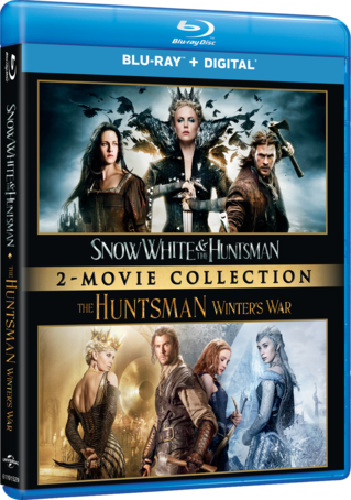 Snow White & The Huntsman / The Huntsman: Winter's War 2-Movie Collection