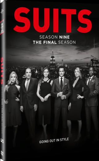 Suits: Season Nine - The Final Season