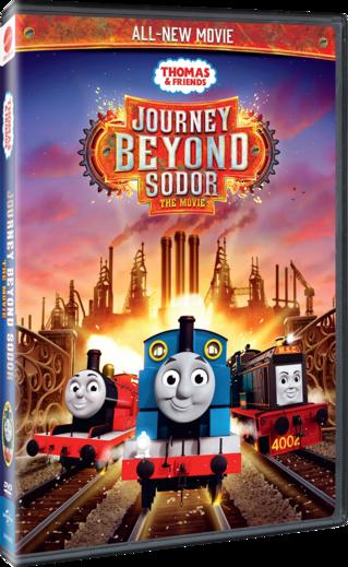 Thomas & Friends: Journey Beyond Sodor - The Movie