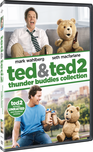 Ted & Ted 2 Unrated Thunder Buddies Collection