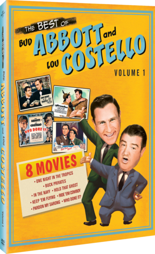 The Best of Bud Abbott and Lou Costello: Volume 1