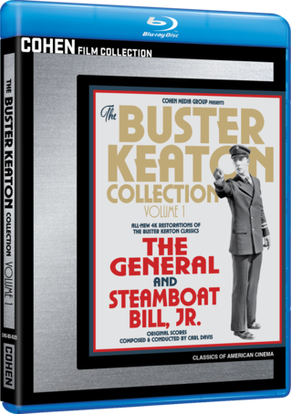 Buster Keaton Collection: Volume 1