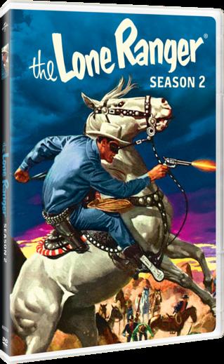 The Lone Ranger: Season 2