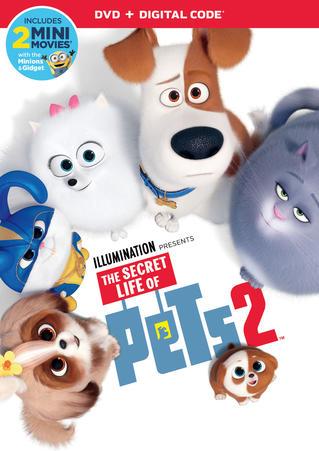 The Secret Life Of Pets 2