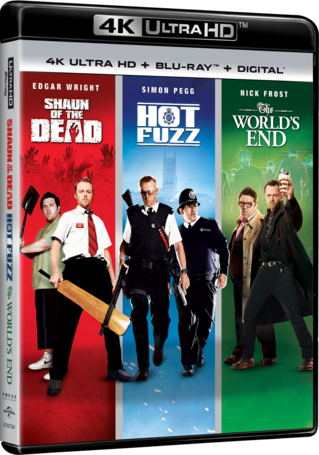 The World's End / Hot Fuzz / Shaun of the Dead Trilogy