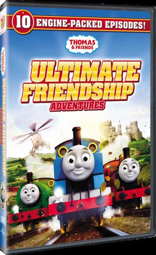 Thomas & Friends: Ultimate Friendship Adventures