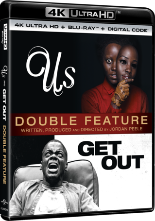 Us / Get Out Double Feature