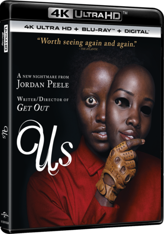 Us Blu-ray, Us DVD, Us Digital, Us 4K
