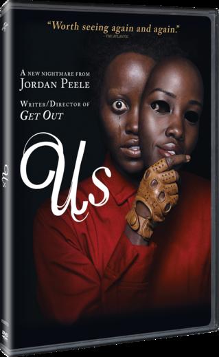 Us Blu-ray, Us DVD, Us Digital, Us 4K