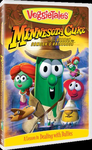 VeggieTales: Minnesota Cuke and the Search for Samson's Hairbrush