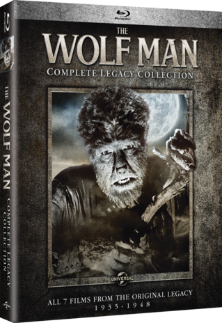 The Wolf Man: The Legacy Collection