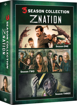 Z Nation: Season 1-3 Collection