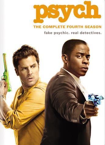 Psych: Season Four