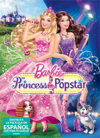 Barbie The Princess The Popstar Own Watch Barbie The Princess The Popstar Universal Pictures