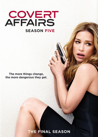 Covert Affairs: Season Five