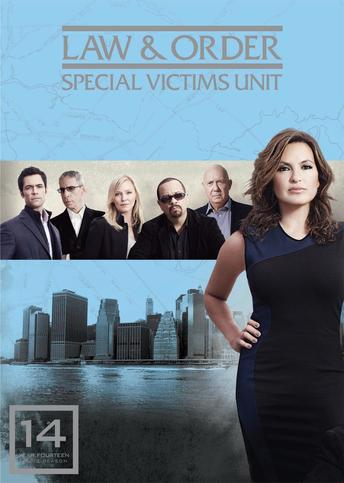 Law & Order: Special Victims Unit - The Fourteenth Year