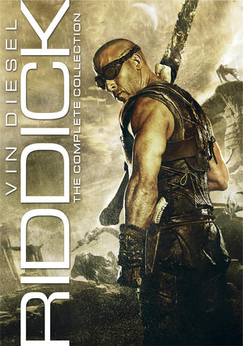Riddick: The Complete Collection