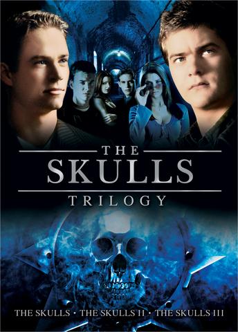 The Skulls Trilogy