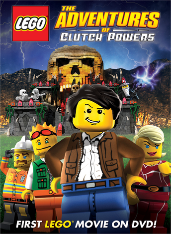 The Adventures of Clutch Powers