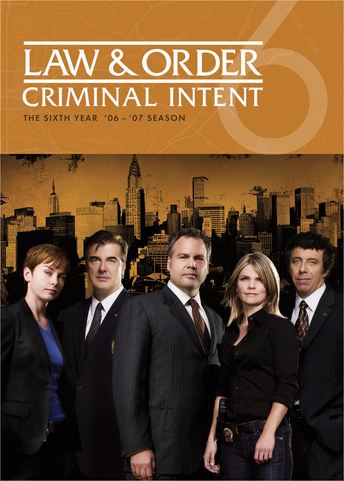 Law & Order: Criminal Intent - The Sixth Year