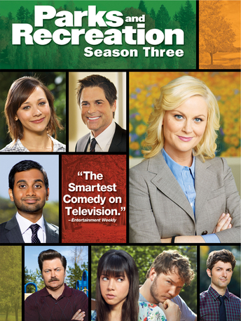 Parks and Recreation: Season Three