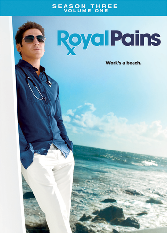 Royal Pains: Season Three - Volume One